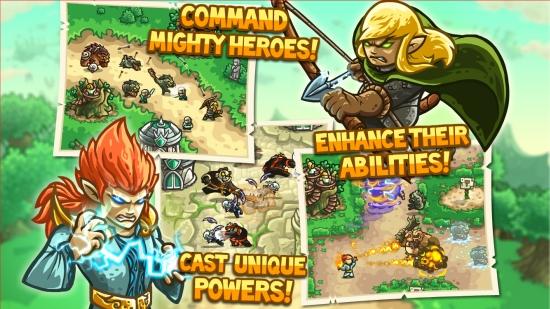 王国保卫战:起源 无限金币版截图