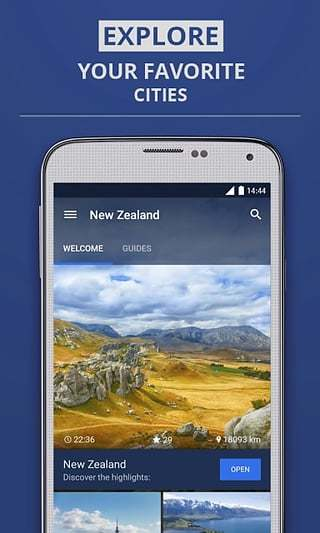 New Zealand截图