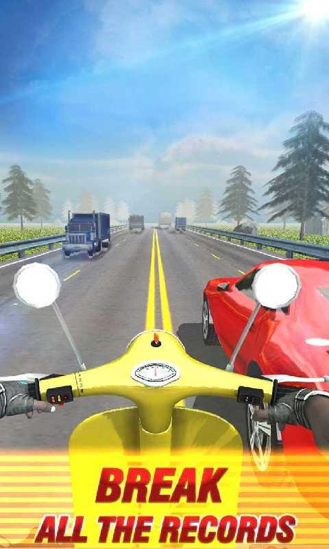 摩托车直线竟速截图