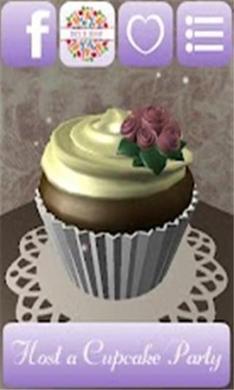 蛋糕制作截图