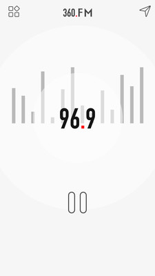 FM收音机广播电台截图