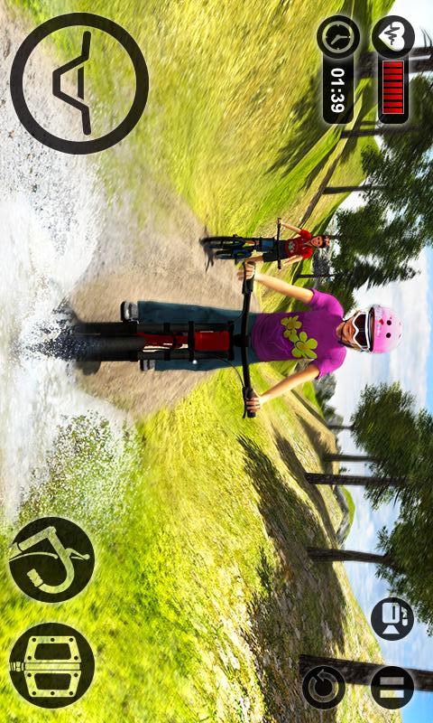 上坡越野自行车骑手2截图