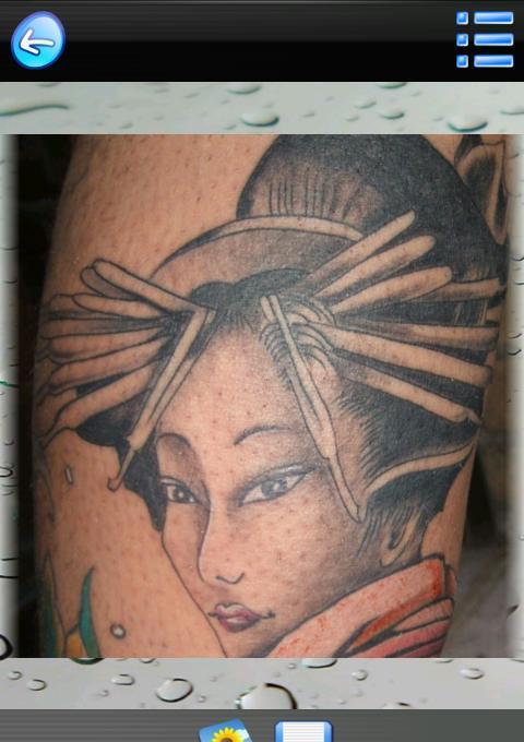 余姚纹身部落图片