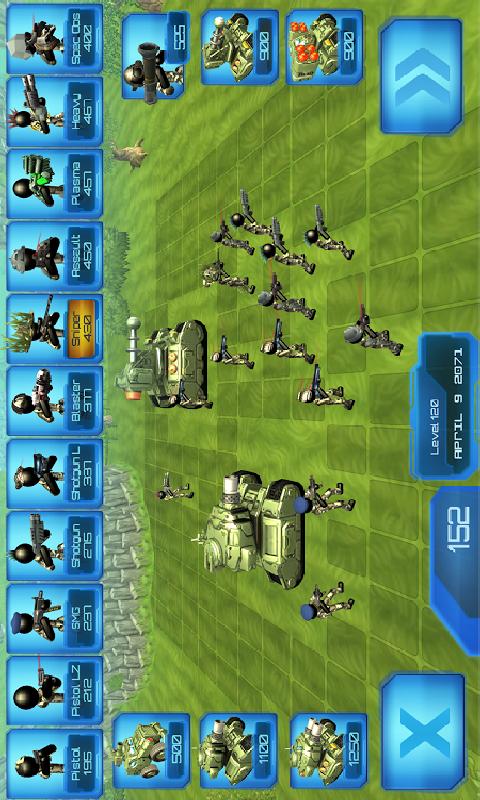 火柴人坦克战模拟器截图