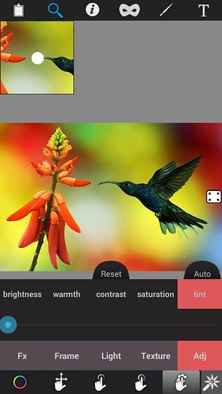 彩色图片处理器截图