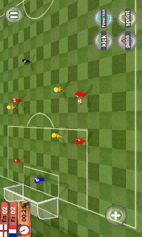 Q版足球联赛2018