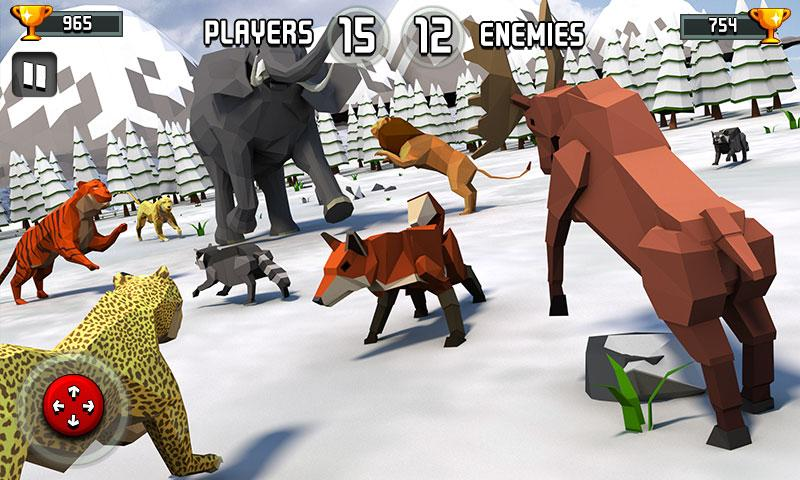 动物王国战争模拟器3D截图