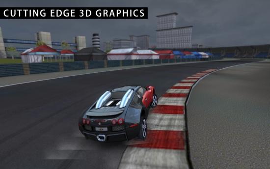 急速3D赛车 破解版截图
