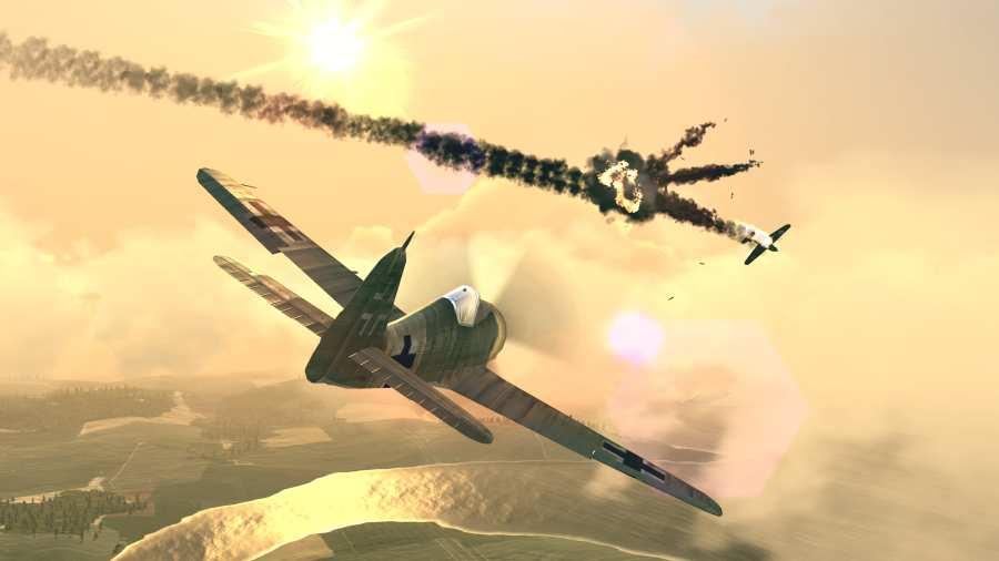 二战战机截图