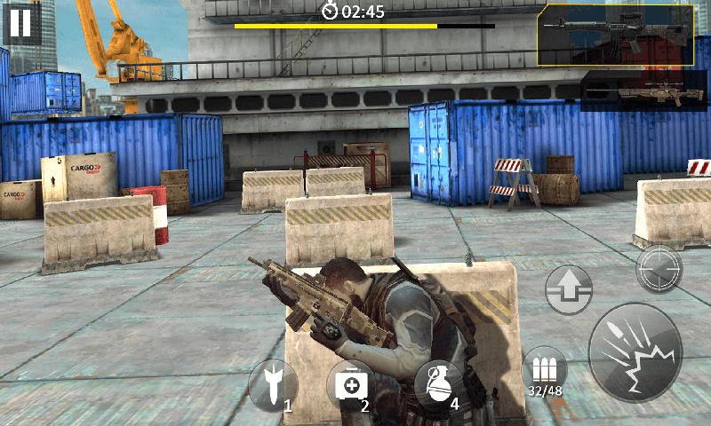 目标射击-刺激战场截图