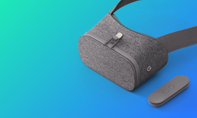 Google VR 服务截图