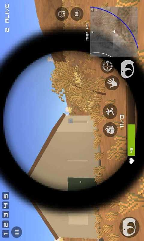像素战场3D
