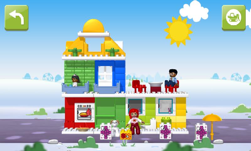 乐高:建造小镇截图