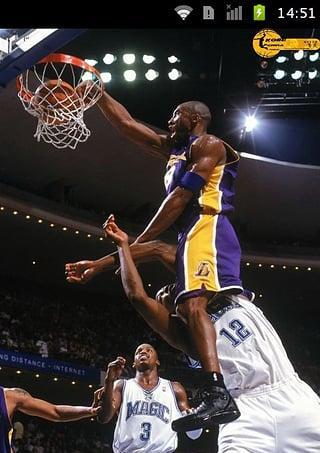 NBA高清背景图竖版