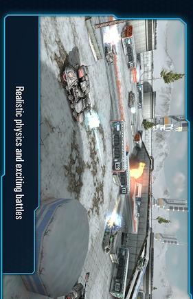 铁甲坦克截图