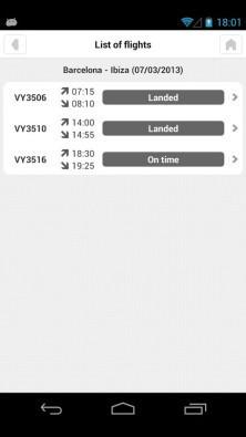 Vueling - Cheap Flights截图