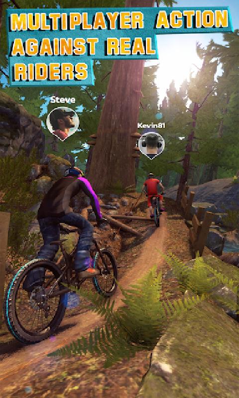 极限自行车2截图