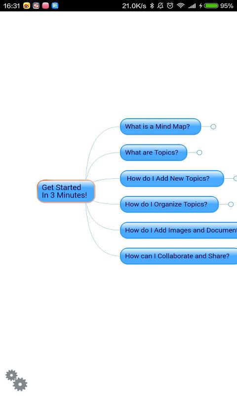 Mindjet Maps思维导图软件