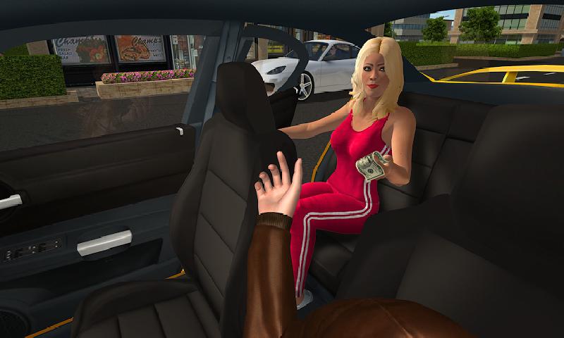 出租车接客截图