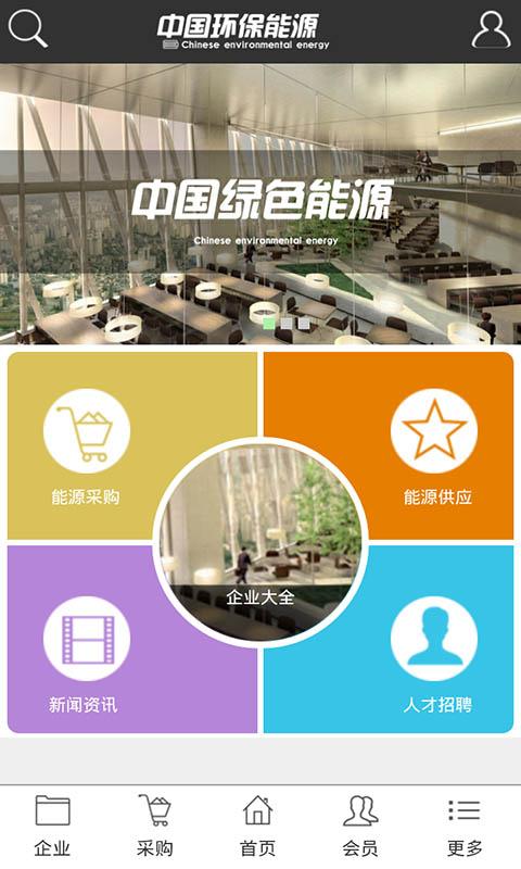 中国环保能源