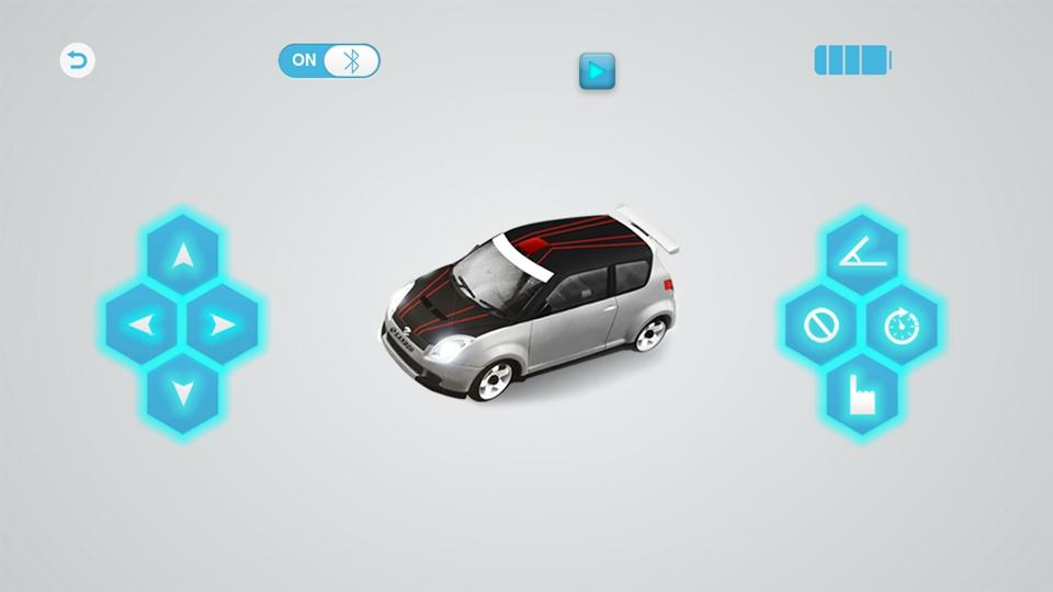 蓝宙智能汽车