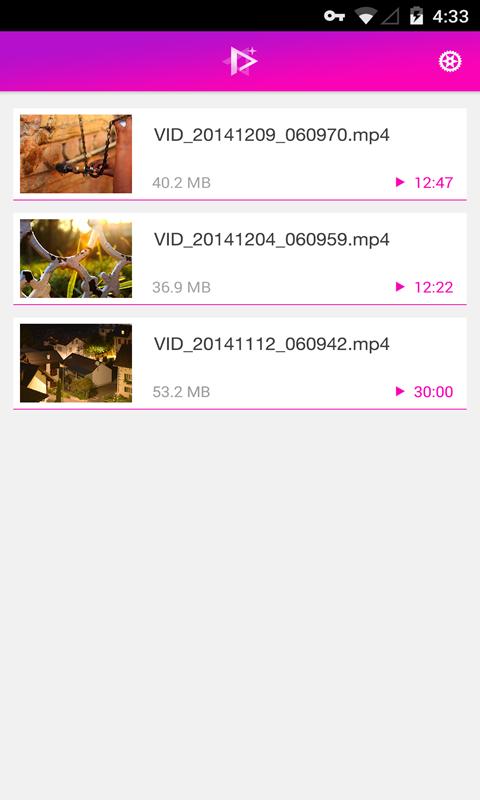 Video+ Player截图