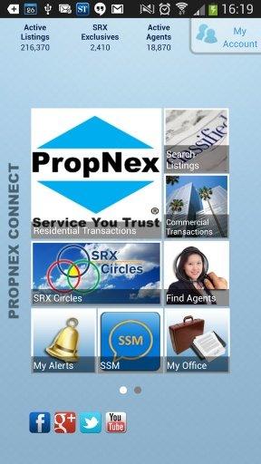 PropNex Connect截图