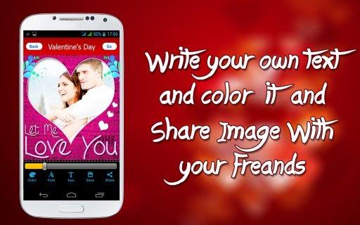 Valentines photo Frames