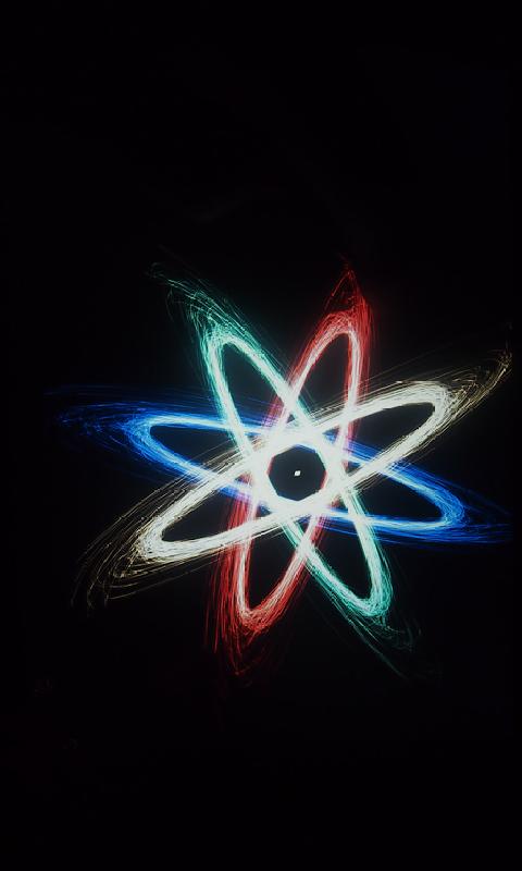 炫彩粒子截图