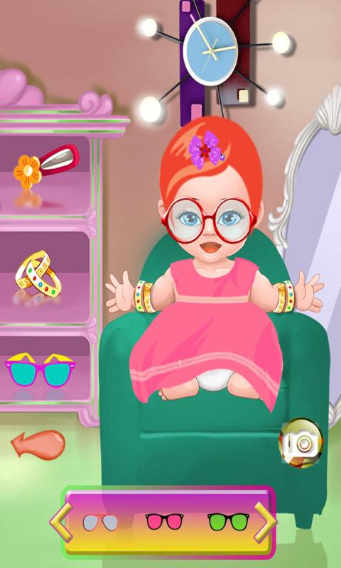 糖糖小公主学打扮截图