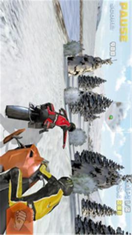 雪上摩托截图