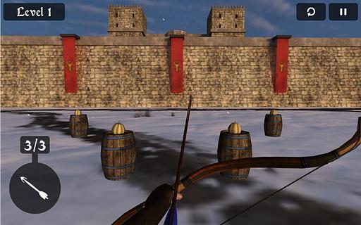 箭术靶场3D