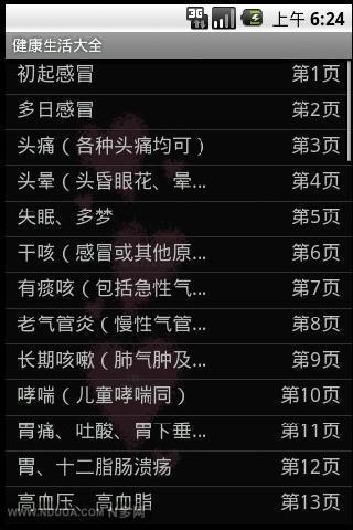 中国偏方大全(经典版)截图