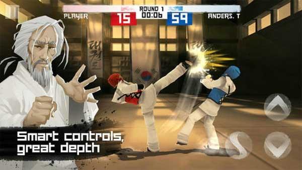 跆拳道修改版截图