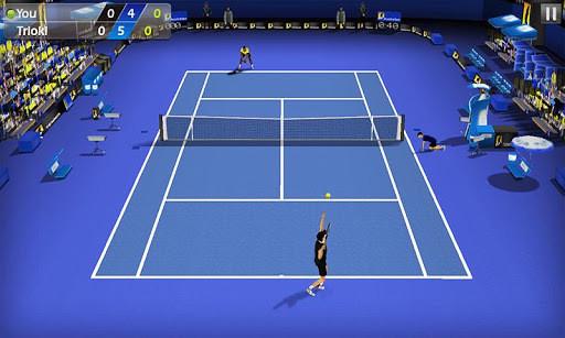 指尖网球截图