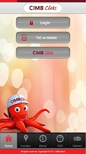 CIMB点击