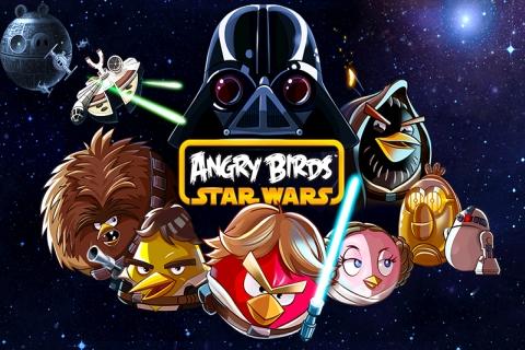 愤怒的小鸟 星球大战截图