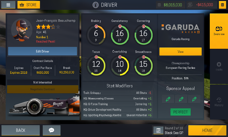 赛车经理2截图