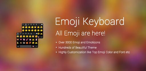 Emoji输入法截图