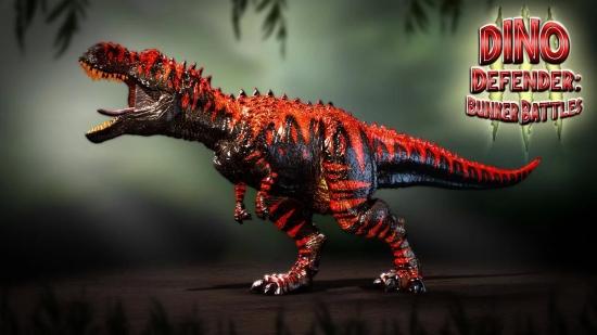恐龙防御者截图