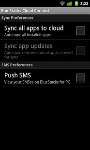 BlueStacks Cloud Connect截图