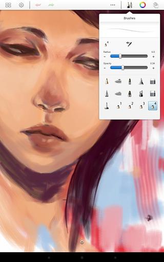 SketchBook Express截图