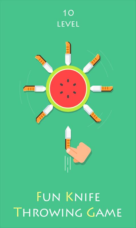 飞刀与水果