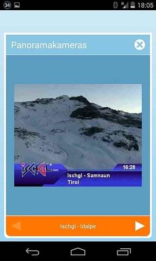 Snow Report Ski App截图