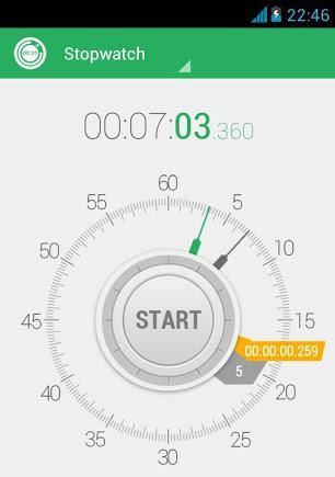 秒表 计时器
