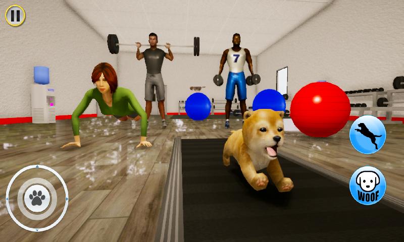 小狗模拟器截图
