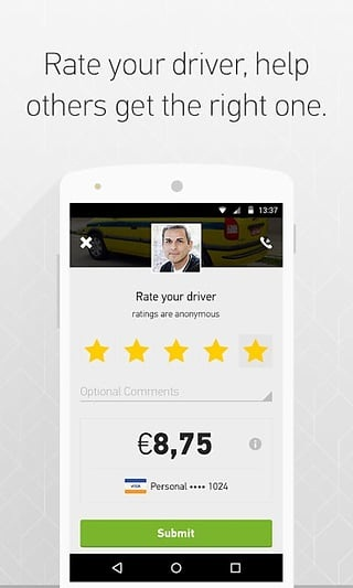 Taxibeat截图