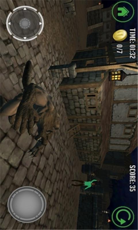狼人模拟器截图