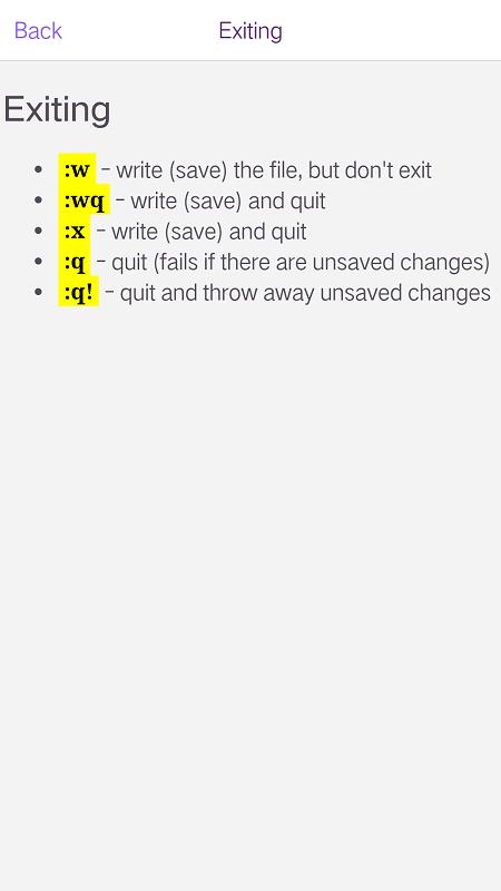 Vi Vim Text Editor Comma