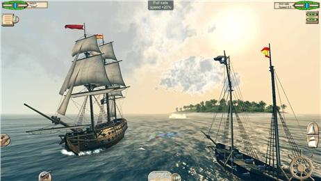 海盗加勒比海亨特截图